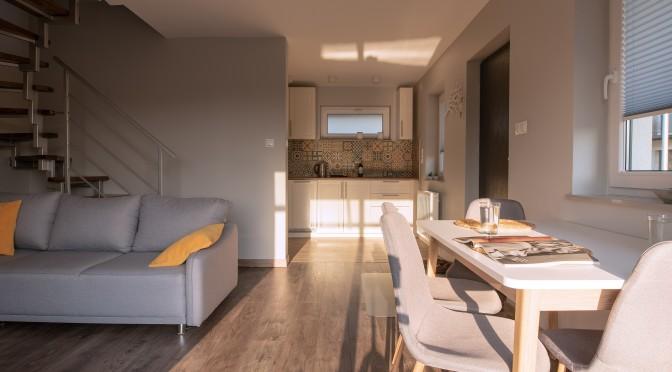 Domek apartamentowy 01